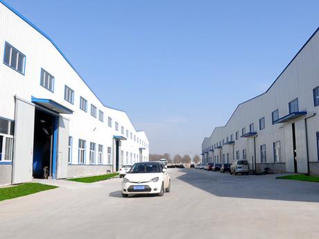 5000㎡标准化工业厂房